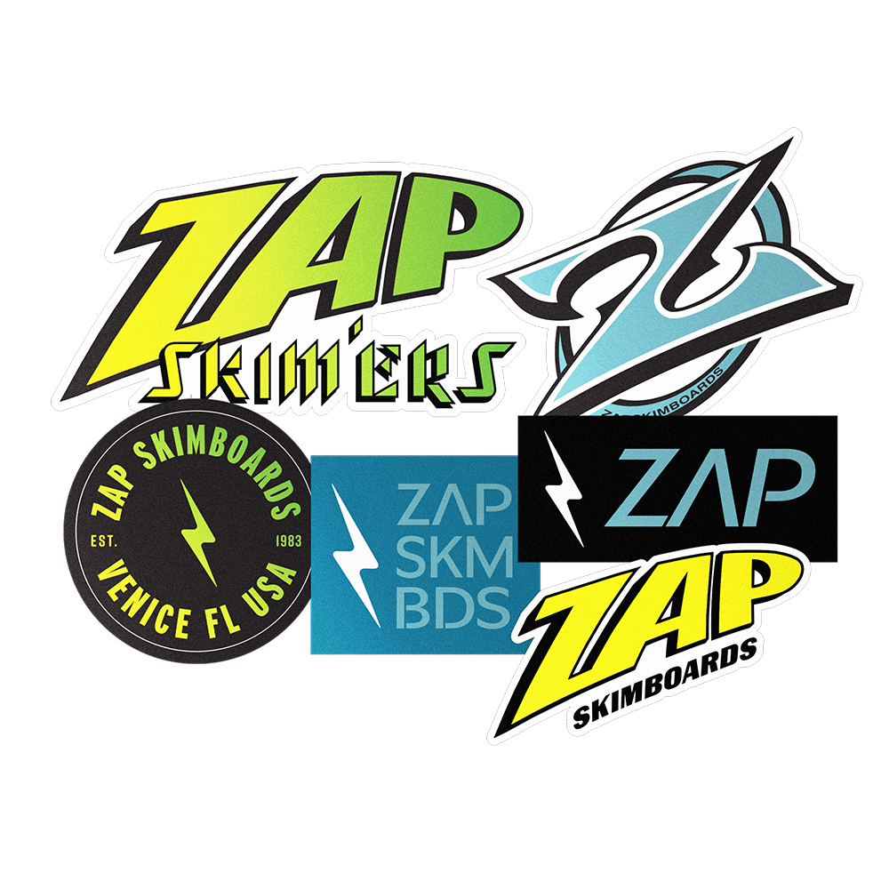 Zap - Stickers