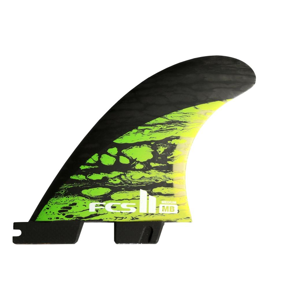 FCS II - Matt Biolos PC Carbon - Tri-Quad Fin