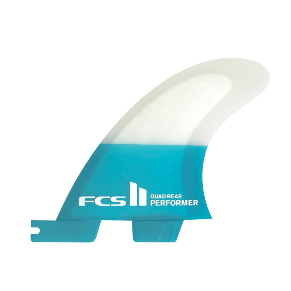 FCS II - Performer Glass - Rear Quad Fin
