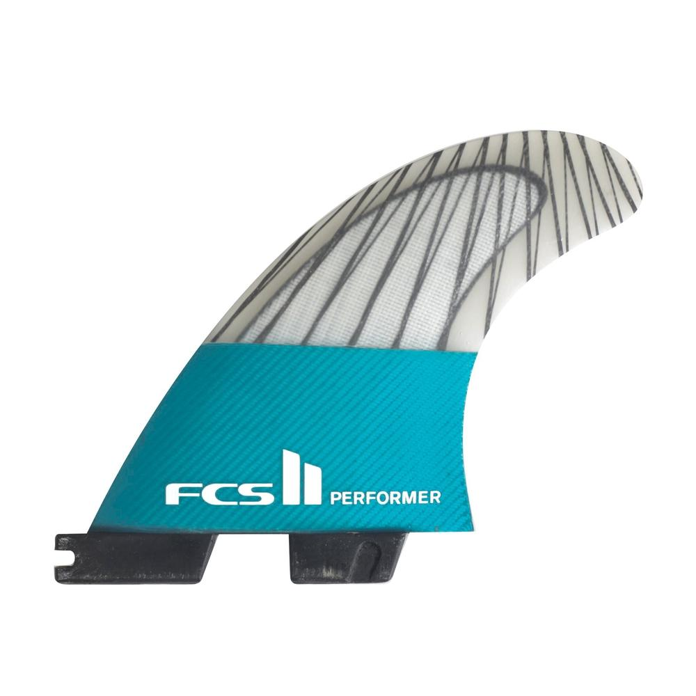 FCS II - Performer PC Carbon - Tri Fin