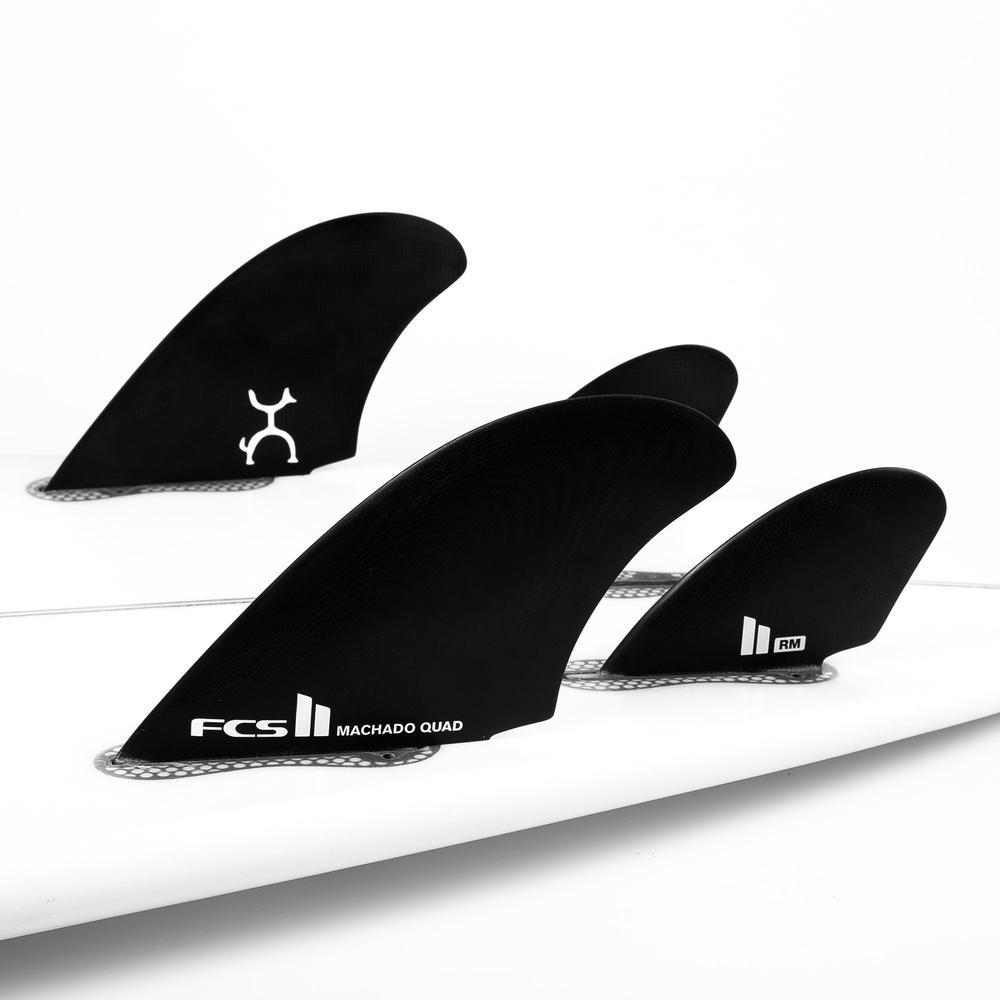 FCS II - Rob Machado Seaside - Quad Fins