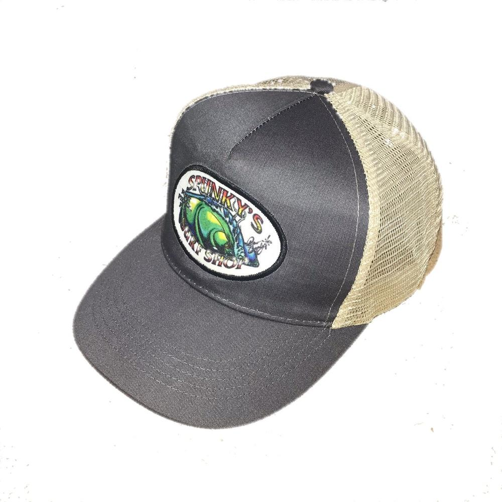 Spunky's - Trucker - Hat - The Wave