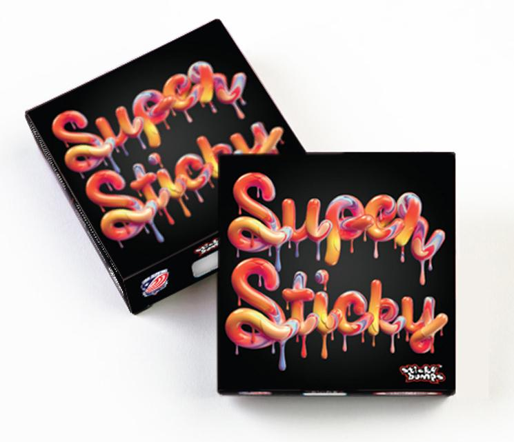 Sticky Bumps - Super Sticky Bumps