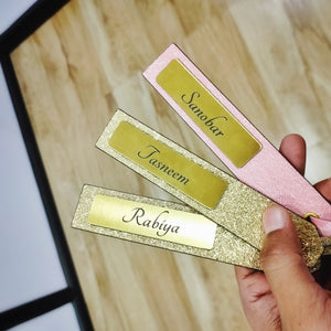 Customized Bookmarks - Make My Thingz