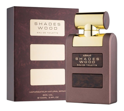 Shades Wood 100ml EDT