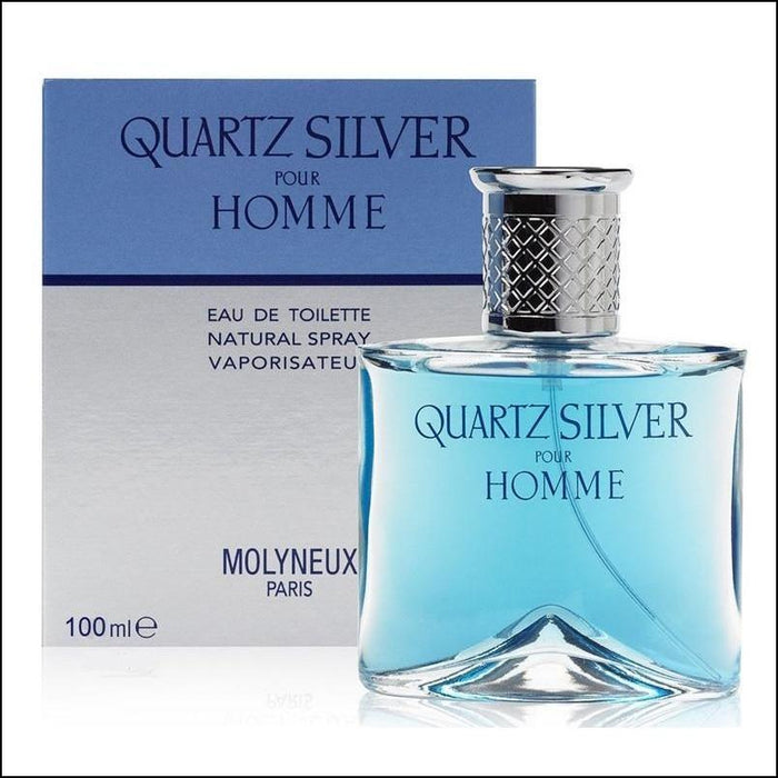 Quartz Silver Homme 100 ML
