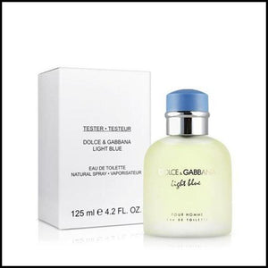 Light Blue Pour Homme 125 ML VERSION TESTER