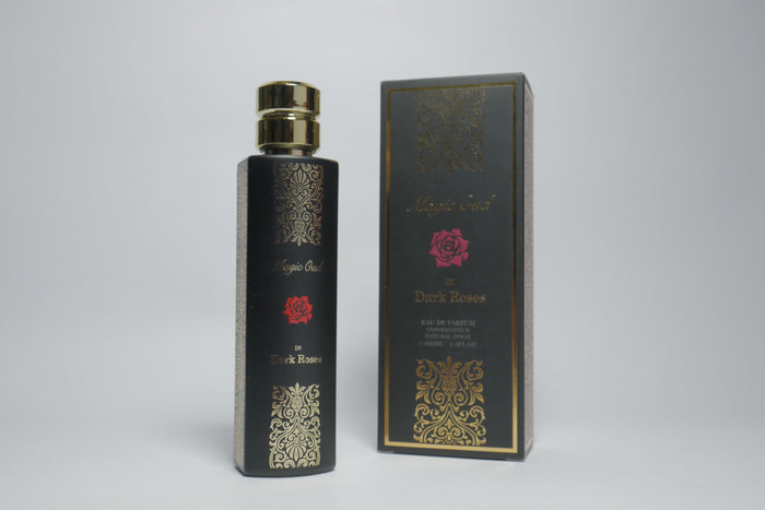Magic Oud in Dark Roses UNISEX EDP 100ML