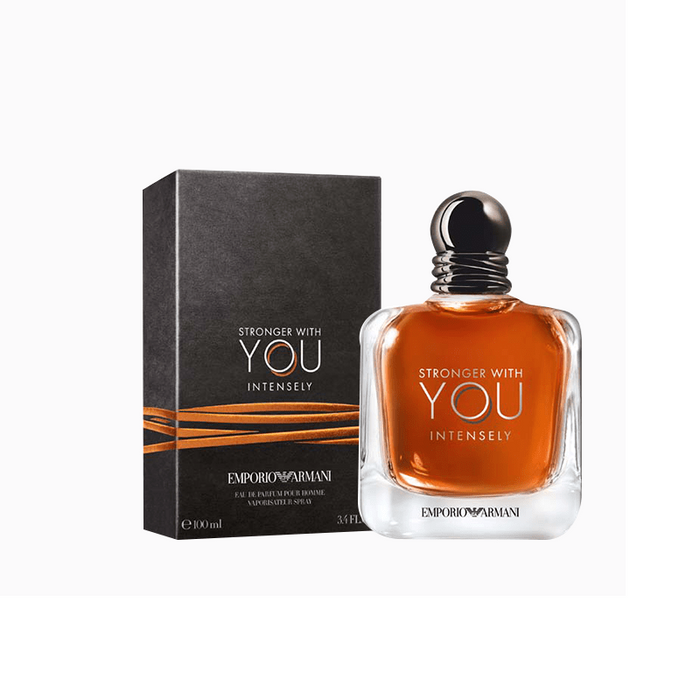 Stronger with you INTENSELY Gorgio Armani 100ML