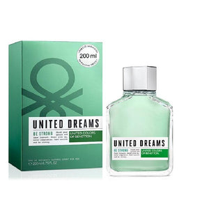 Benetton United Dreams Be Strong  EDT 100 ml