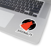Wolfer Cut Sticker - Speedwolfs™