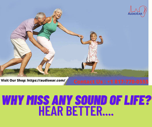 Hearing aids can help restore your self-confidence