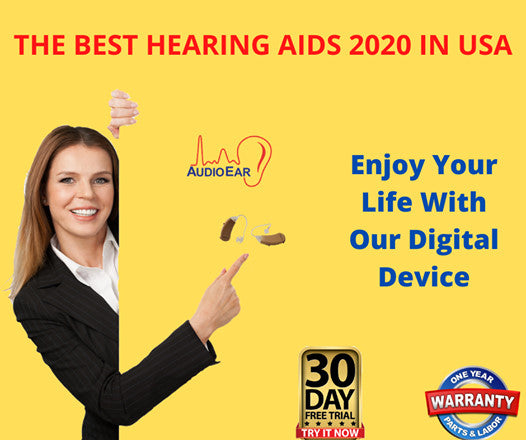 BEST HEARING AIDS 2020 IN USA