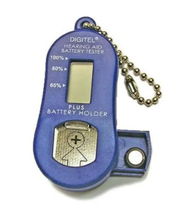 Hearing Aids Battery Tester