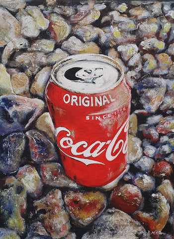 Coke on the Rocks