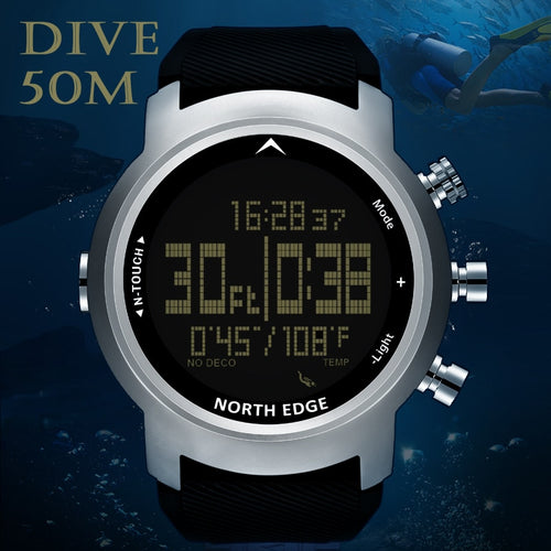 Waterproof 100m Smart Digital - taebatsmerch
