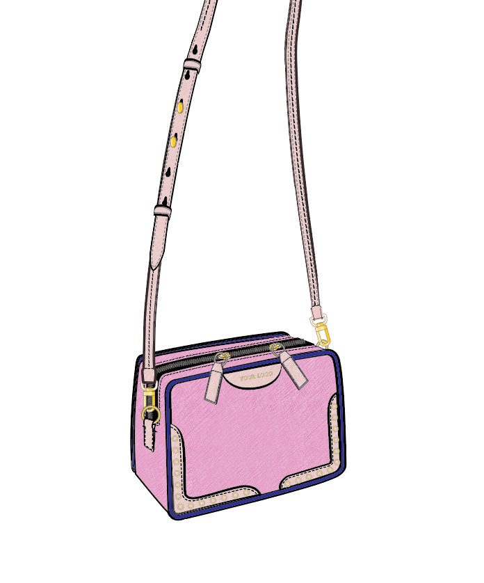 Mini Camera Crossbody Bag -Advanced