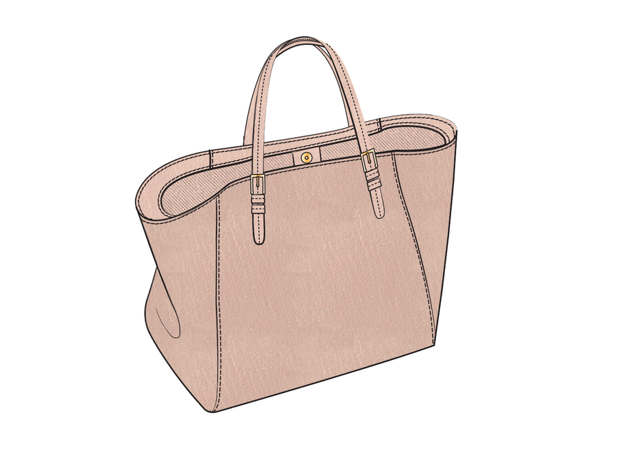 Classic Tote 1 W/ Top Handle - Basic