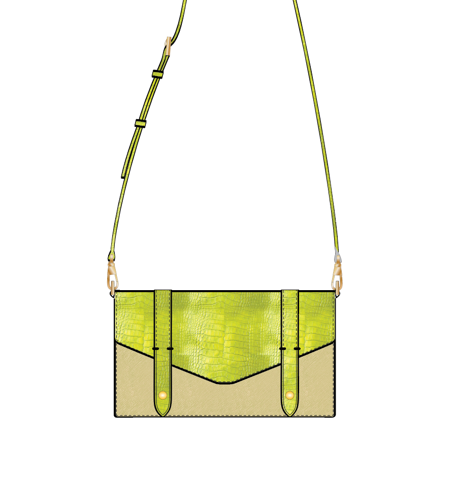 Wallet Crossbody -Premier