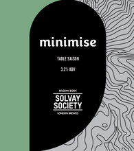 Load image into Gallery viewer, Solvay Society Minimise 3.2%