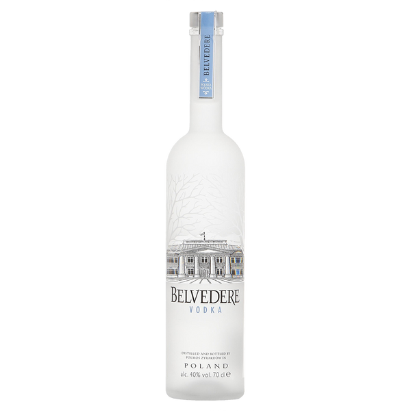 Vodka Belvedere 70cl - Consegna cibo in veneto - Degustalo | Drink At Home