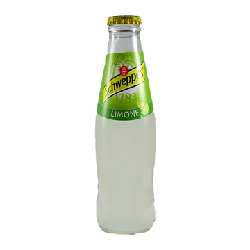 1 x Schweppes Limone 18cl