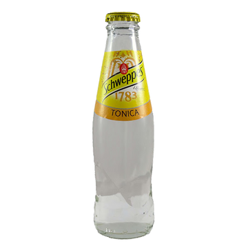 1 x Schweppes Tonica 18cl