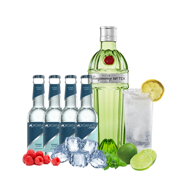 Tanqueray Ten Organics Tonic Water