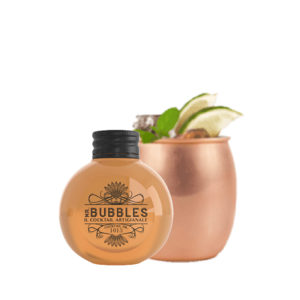 Mr. Bubbles - Sicilian Mule - Consegna cibo in veneto - Degustalo | Drink At Home