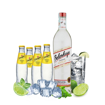 Vodka Tonic Box con Belenkaya Vodka