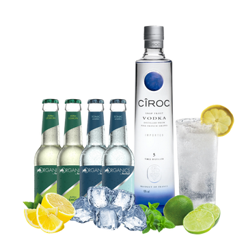 Ciroc Organics Bitter Lemon/Tonic Water Mix