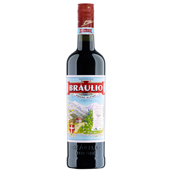 Amaro Braulio - Consegna cibo in veneto - Degustalo | Drink At Home