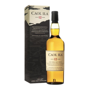Whisky Single Malt Caol Ila 12 Anni 70cl