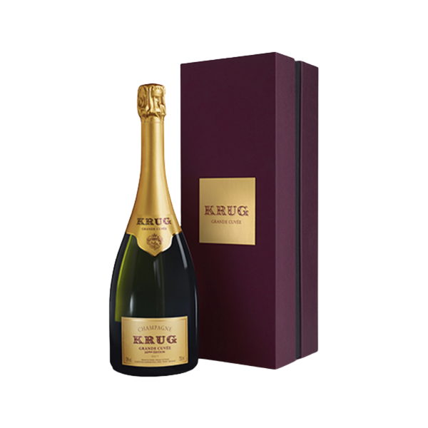 Krug Grand Cuvee 167 Edition Sharing Set - Consegna cibo in veneto - Degustalo | Drink At Home