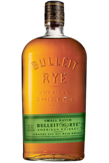Bulleit 95 RYE Bourbon Whiskey 70cl