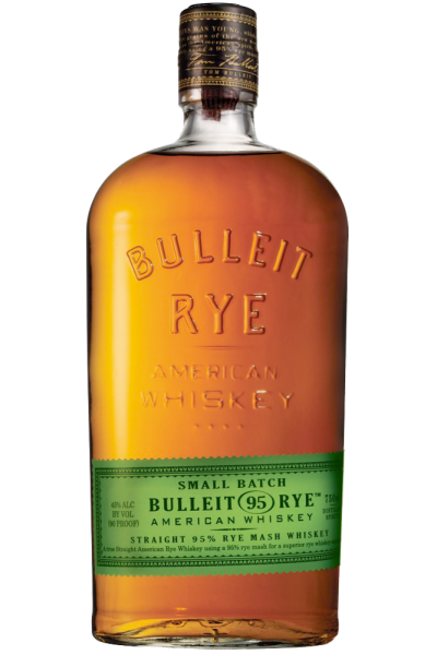 Bulleit 95 RYE Bourbon Whiskey 70cl - Degustalo