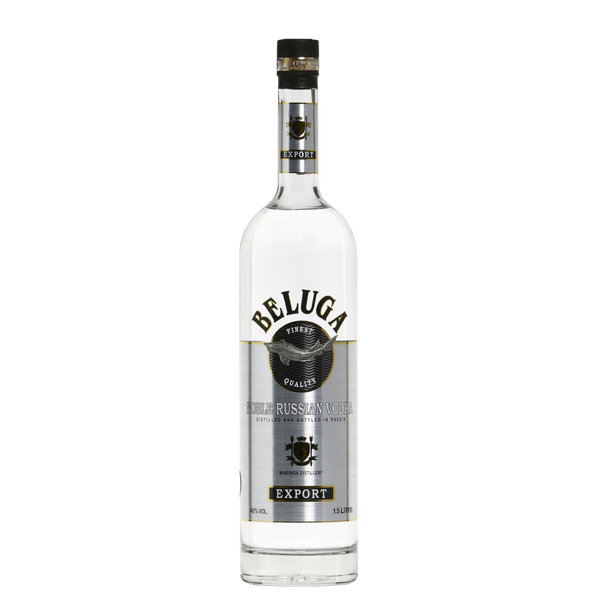 Vodka Beluga 1,5l - Consegna cibo in veneto - Degustalo | Drink At Home