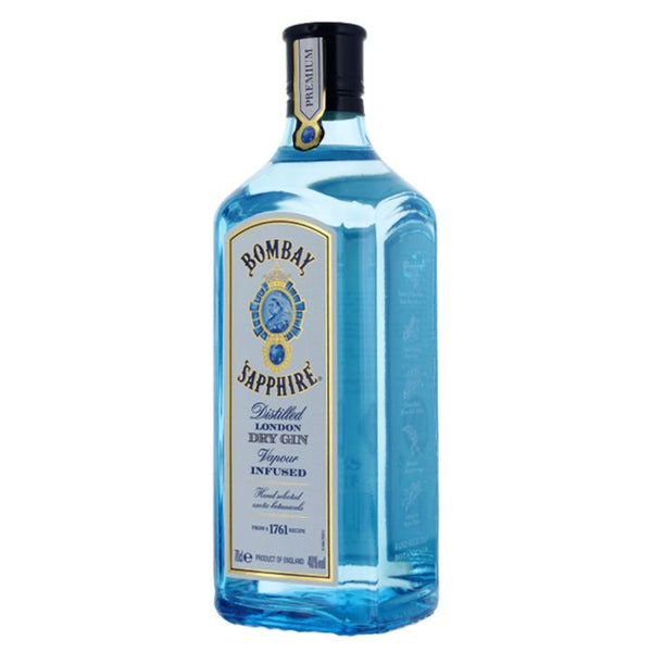 Bombay Sapphire London Dry Gin - Consegna cibo in veneto - Degustalo | Drink At Home