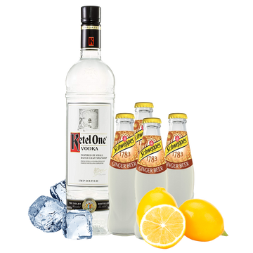 Moscow Mule Box con Ketel One Vodka