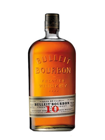 Bulleit 10 Years Old Bourbon Whiskey 70cl