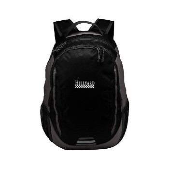Port Authority Ridge Backpack (Black/Dark Charcoal)