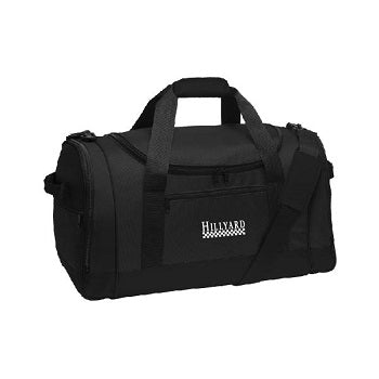 Black Port Authority Voyager Sports Duffel