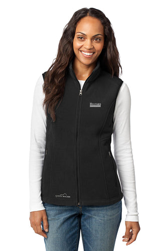 Eddie Bauer Ladies Fleece Vest