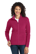Load image into Gallery viewer, Port Authority® Ladies Microfleece Jacket
