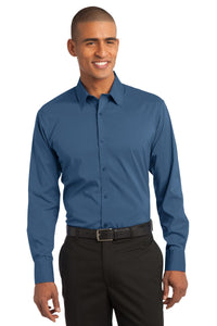 Port Authority Stretch Poplin Shirt