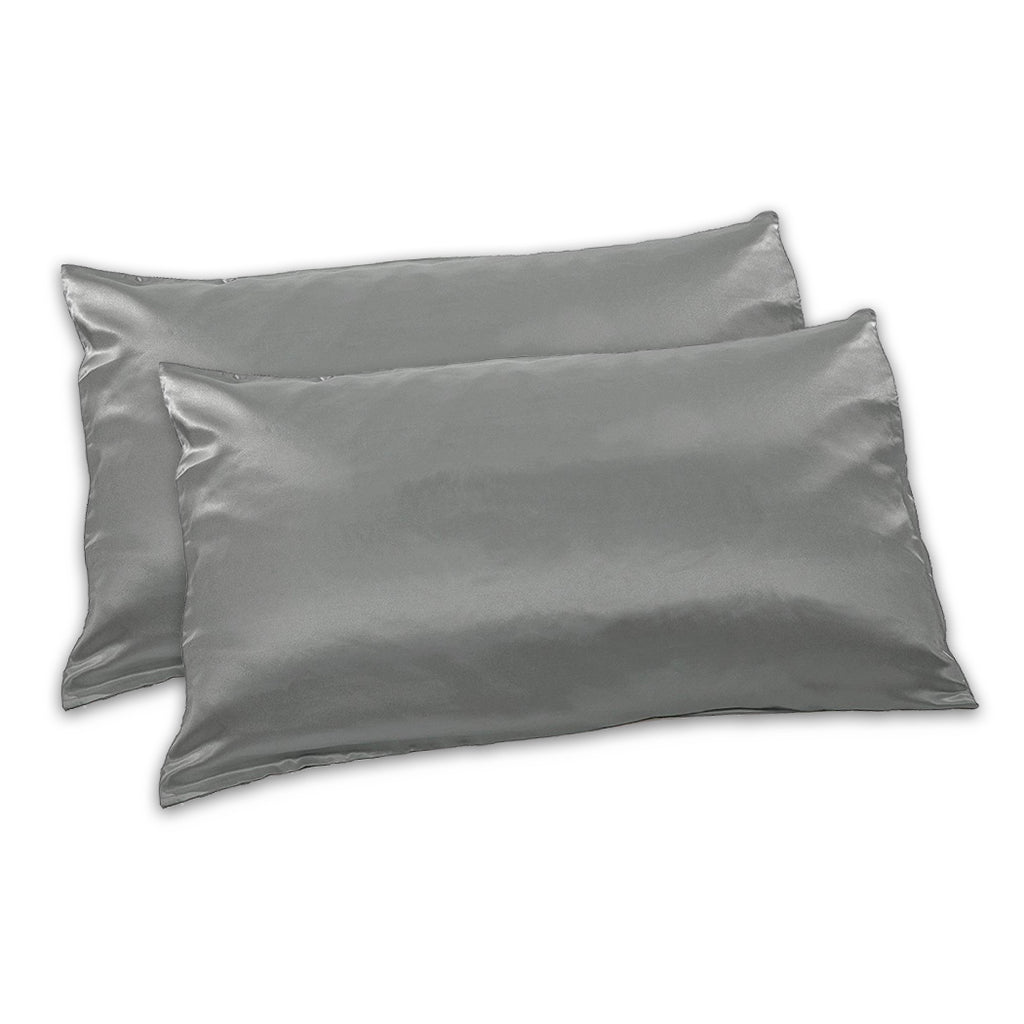 Pair of Silk Pillowcase - Queen (19momme)