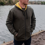 SHARPER CARPER HOODY GREEN