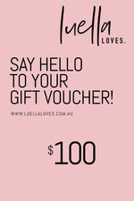 luellaLOVES GIFT VOUCHER