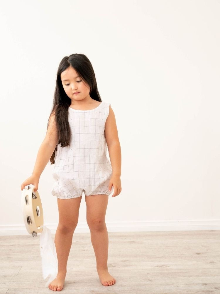 Mimi Playsuit Check