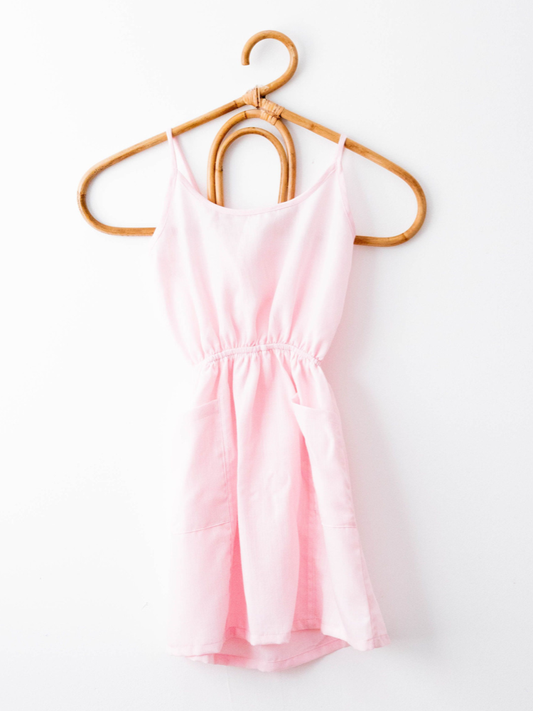 Addison Dress Pink